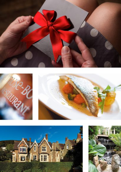 Treat someone special with a Cotford gift voucher